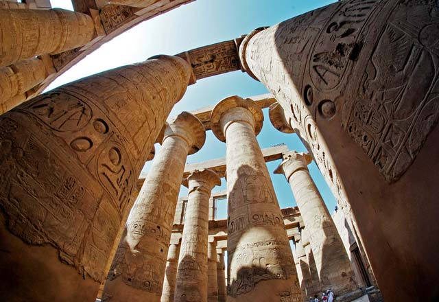 Karnak - attraction in Egypt