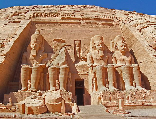 Abu Simbel - attraction in Egypt