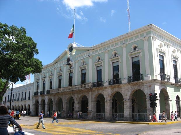 Merida - tourist attraction in Mexico