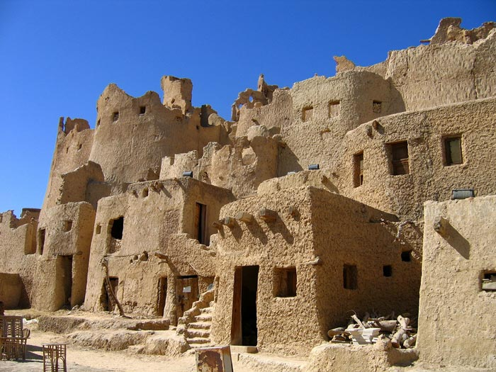 Top 10 Attractions of Ancient Egypt - Siwa Oasis fresh Has Water Springs And Palm Trees