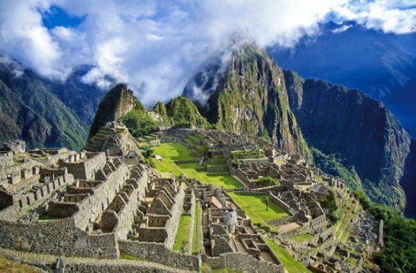 Machu Picchu - Peru tourist attraction