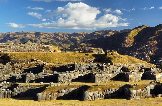 Historical Cusco - tourist attraction in Peru