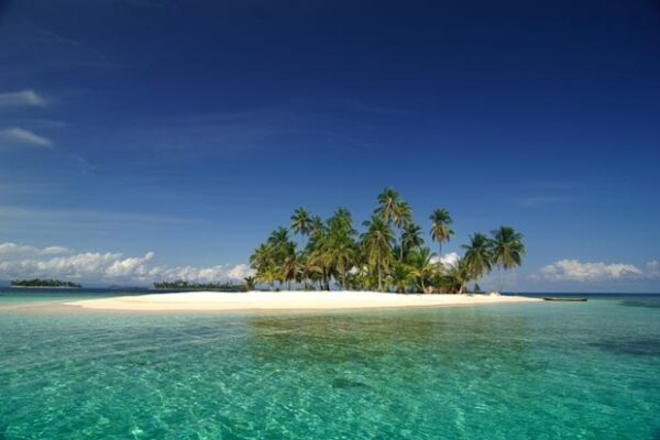 The most beautiful islands in Panama