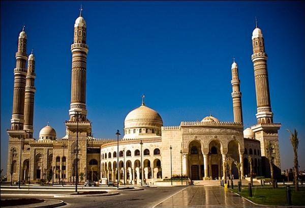 The 10 most beautiful mosques in the World