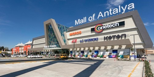 Antalya Turkey Shopping Centers