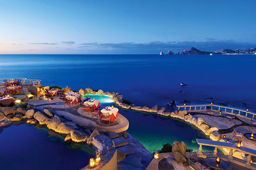 The most beautiful restaurant in the world, the most spectacular restaurant in the world