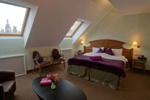 Travel Guide Russia - 3MostA Hotel is One of Handful of Boutique Residencies