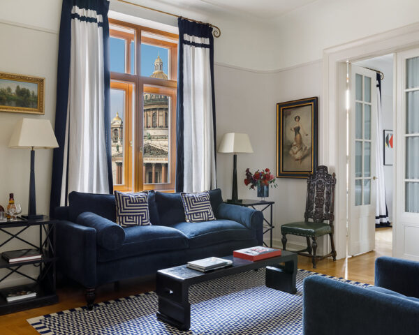 The Best St Petersburg Hotels - Astoria & Angleterre Hotels Are Located in Saint Isaac's Square