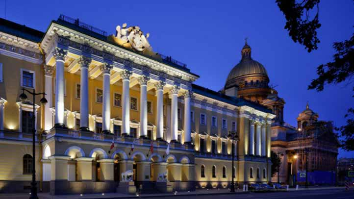 Best hotels in St. Petersburg