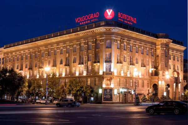 Top hotels in Volgograd, Russia