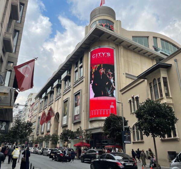 Shopping in Istanbul - City's Nişantaşı is Located in Nişantaşı Which is Part of the Şişli Area