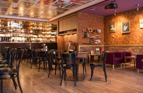 Travel Guide Bulgaria - DaDa Cultural Bar is One of the best Sofia bars in town