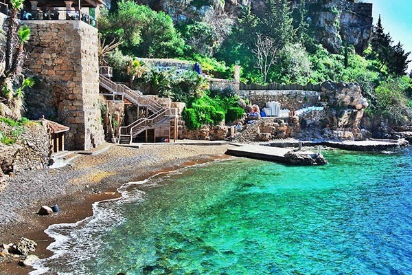 Don't only rely on beaches to have fun in Antalya