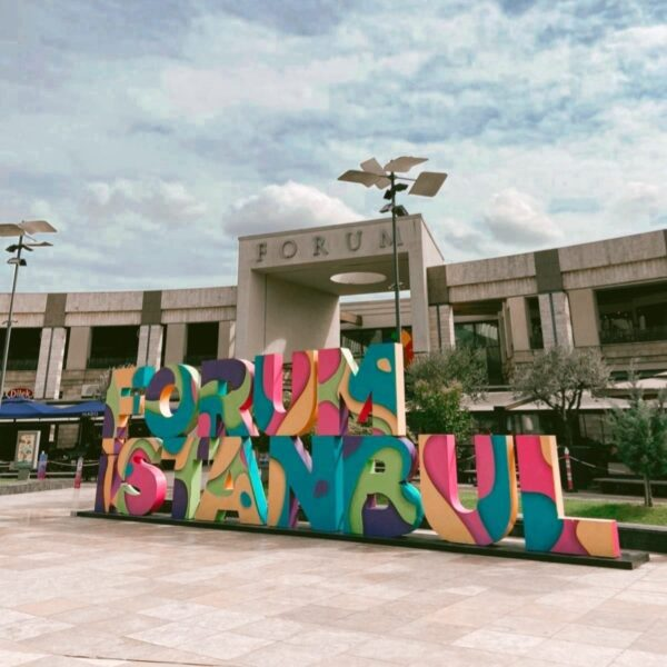 Best Shopping Malls in Istanbul - Forum İstanbul Has Sports Centers, Restaurants And Bars