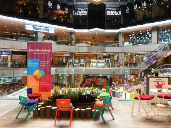 Best Shopping Malls in Istanbul - Galleria Shopping Mall is Close to The Airport