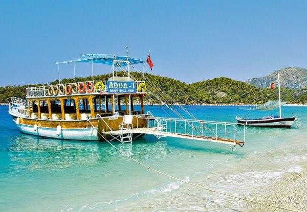 Day Trip to Ölüdeniz - Getting there is Easy Since it is Very Near to Fethiye