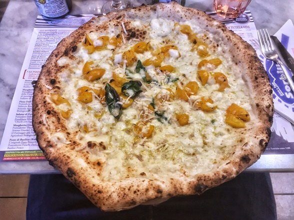 Best pizza shops in Milan