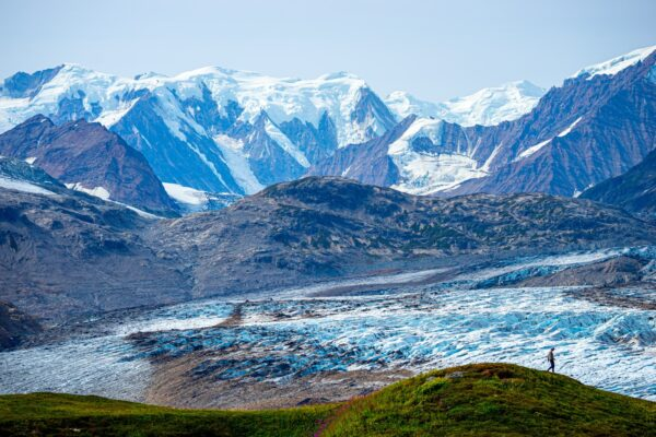 Luxury Tourist Attractions of The World - Heli Hiking in Alaska Has Ice Caves