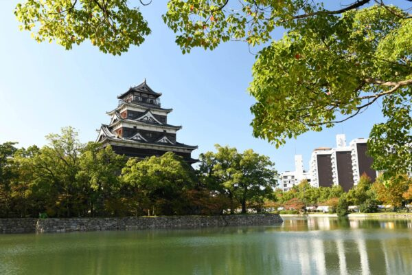 Japan Attractions - Hiroshima is Less Than 500 Years Old And Located on Honshu Island