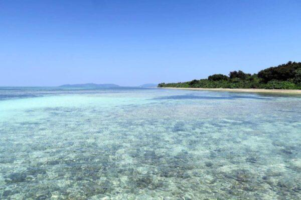 Japan Attractions - Ishigaki Island is Located in The Yaeyama Archipelago