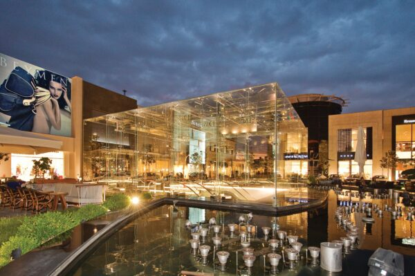 Shopping in Istanbul - Istinye Park is Suitable For Brand Shopping And Features Glass Roofed Areas