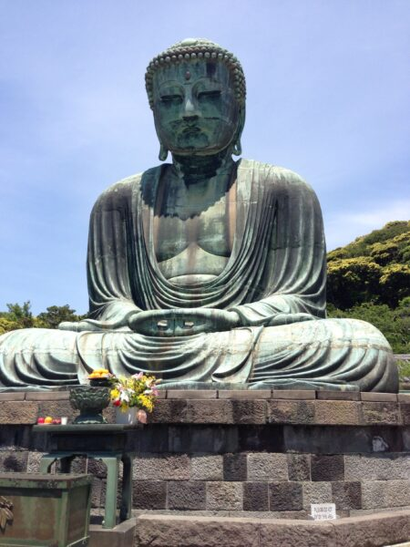 A Guide to Attractions in Japan - Kamakura Has Daibutsu Which is A Bronze Buddhist Statue