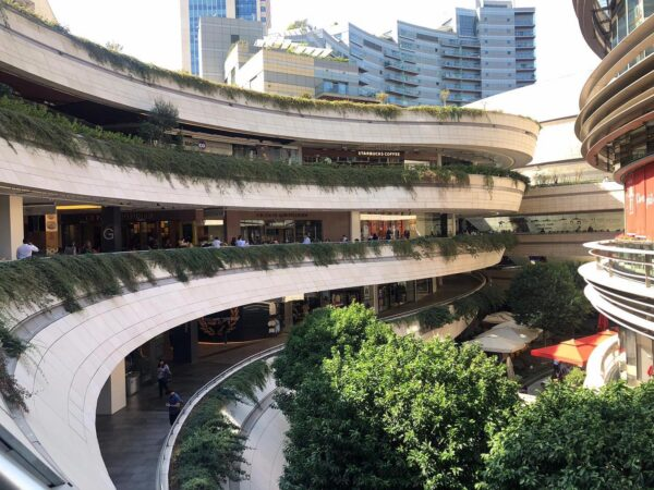 Shopping in Istanbul - Kanyon is Located in The Levent Business District
