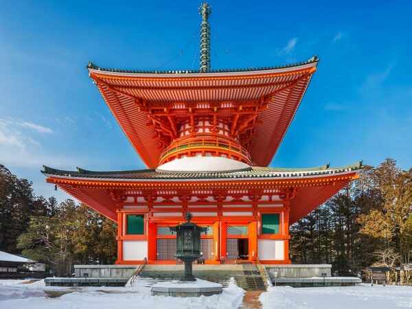 Japan Attractions - Mount Kōya is One of Most Important Sites in Shingon Buddhism