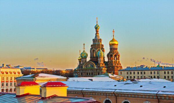 The Best St Petersburg Hotels