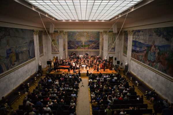 A Guide to Oslo Sightseeing Locations - Ultima Oslo Contemporary Music Festival is Held Annually in Mid-October