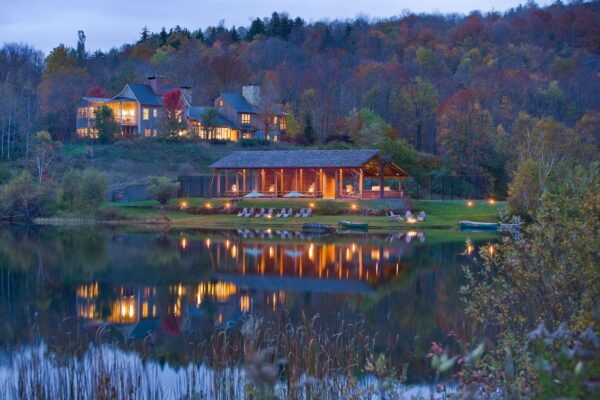 Luxury Tourist Attractions of The World - Unique Hotels in Vermont and Massachusetts
