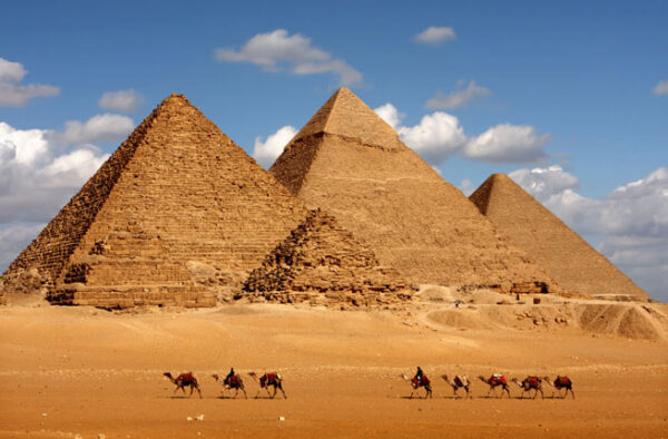 Wonderful and spectacular ruins all over the world, Giza Pyramids-giza-pyramids-egypt