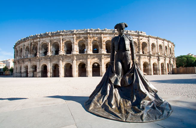 Landmarks of The World - Arènes de Nîmes is A Well- Preserved Theatre Found in Nîmes