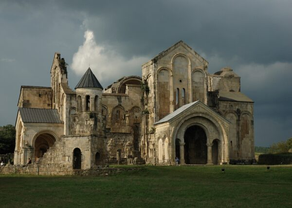 Kutaisi Tourism Places - Bagrati Cathedral is A Cultural And Architectural Monument