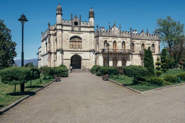 Zugdidi Tourism Places - Dadiani Palace Museum Founded by  David Dadiani