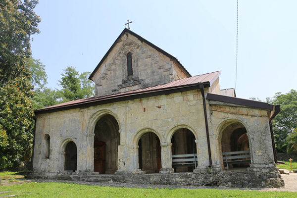 What To Do in Georgia - Khobi Convent Dates Back to The Thirteenth And Fourteenth Century