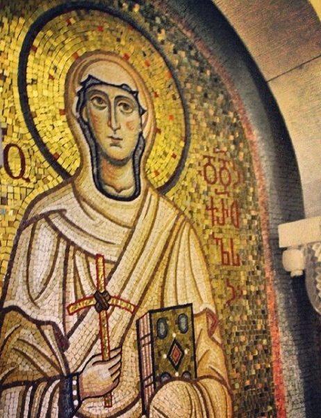 Mtskheta Tourist Places - Monastery of St. Nino Dates Back to The Eleventh Century