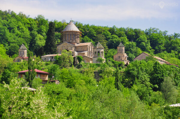 Kutaisi Tourism Places - Motsameta Monastery Attracts Many People From All Over The World