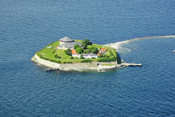 Norway Travel Tips - Munkholmen Island is Located Outside Trondheimfjord