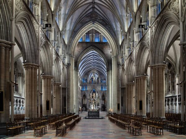 Trondheim Tourist Attractions - Nidaros Cathedral Was Built by King Olav And Where Kings Are Buried