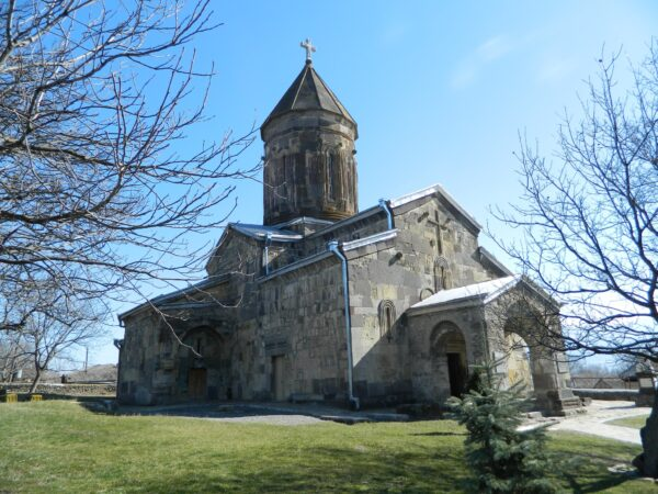 Georgia Travel Tips - Ruisi Cathedral Was Built by The King Vakhtang Gorgasali