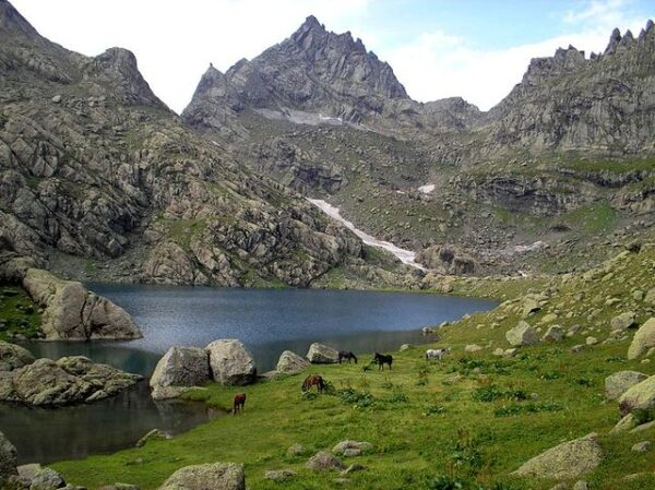 What To Do in Georgia - Skuri is Very Famous for Its Mineral Waters With Healing Properties