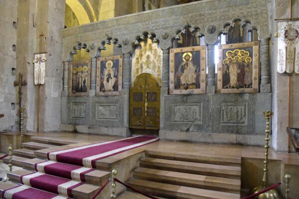 Mtskheta Tourist Places - Svetitskhoveli Cathedral is A Religious Center of The Country