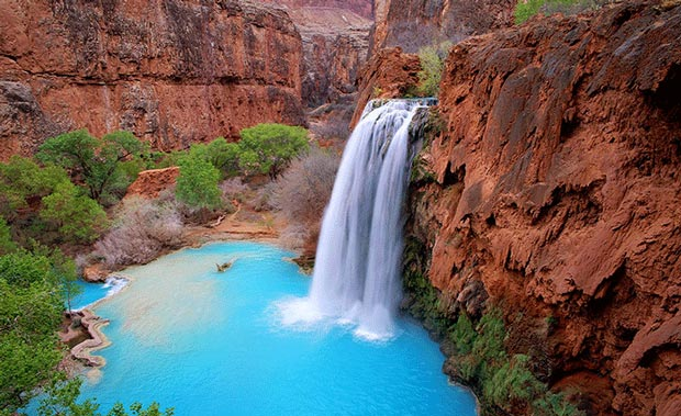 Places to Visit Before You Die, Havasu Falls