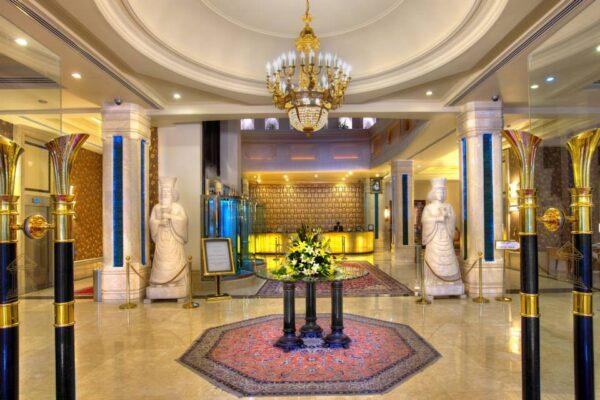 6 Luxury Hotels in Iran