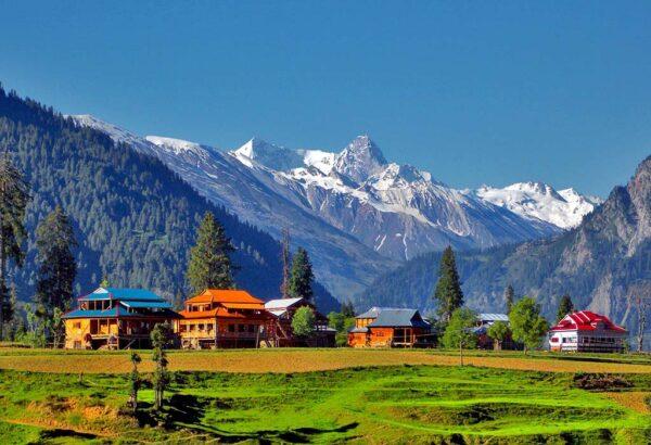 Adventure Bucket List - Arang Kel, Neelam Valley is A Magnificent Green Village in Kashmir Pakistan