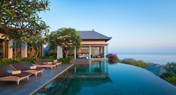 Top Bali Resorts For Tourists - Jumana Bali Ungasan Resort Has Stunning Ocean Views