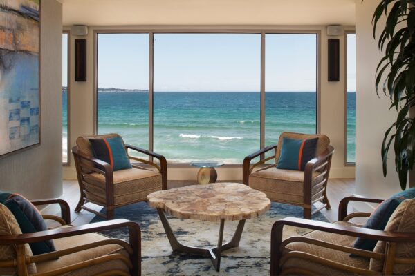 Best Couples Vacation Spots - Monterey Tides is Right Along the Beautiful Sea