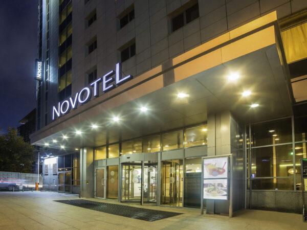 Hotels in Yekaterinburg - Novotel Yekaterinburg Centre Offers Airport Shuttle