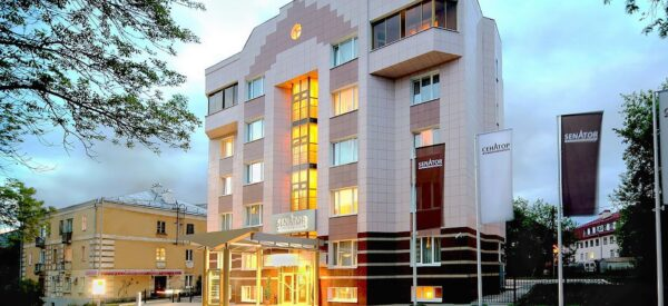 Travel Guide Russia - Senator Business Hotel is The 11th Most Luxurious Hotel